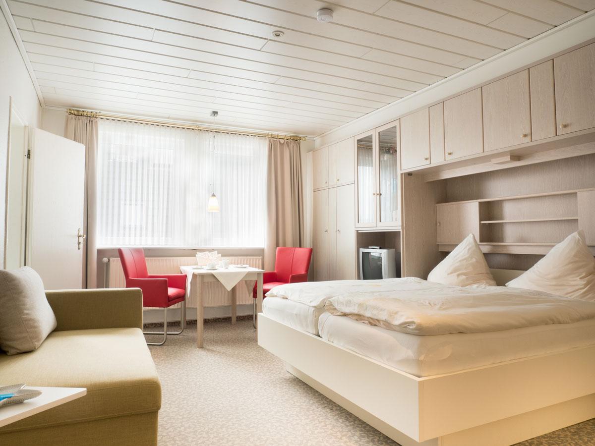 Die Wohnung Nr.2. Für einen gemütlichen Urlaub auf Norderney.