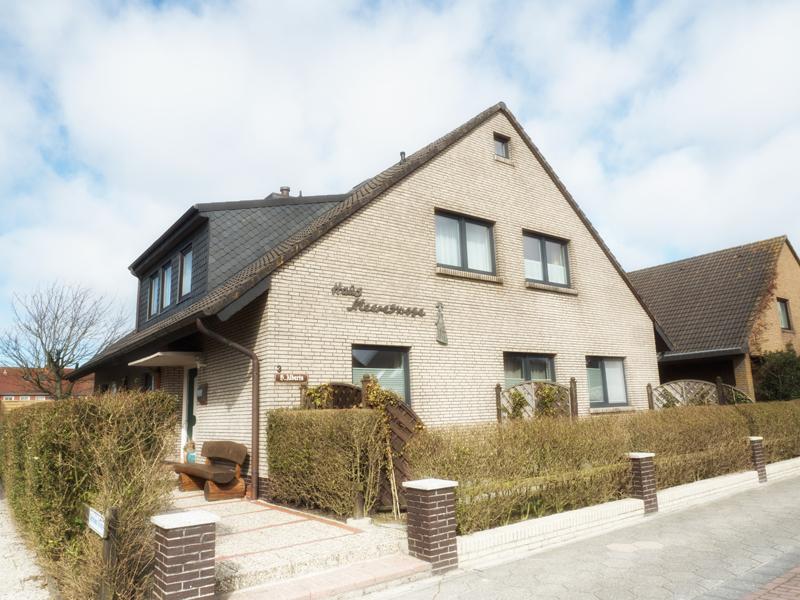 Ferienhaus Meereswoge - Ferienwohnungen auf Norderney.